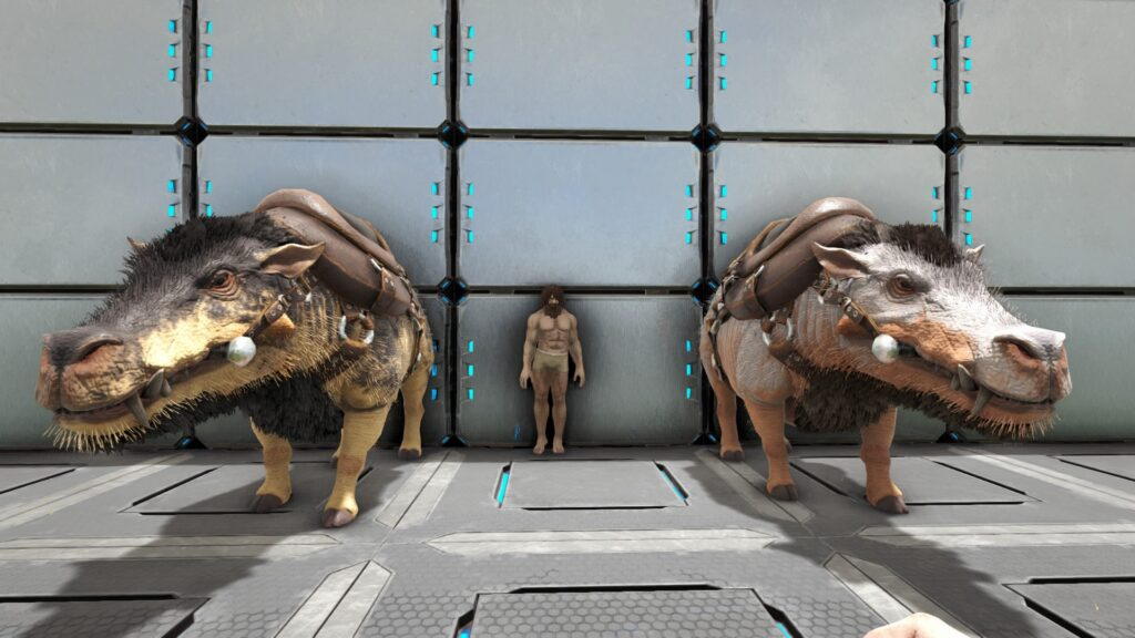 Ark コマンド 恐竜 リセット